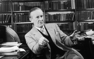 The Man Behind the Legend: About Tolkien