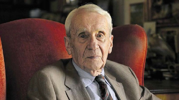 Stop Press: Christopher Tolkien wins Bodley Award