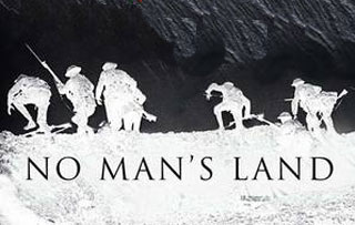 Simon Tolkien's No Man's Land